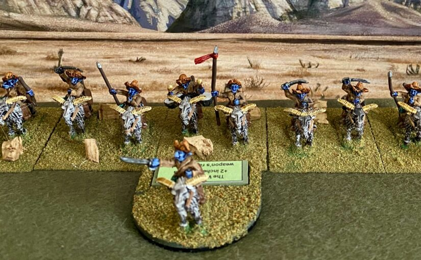 Desert Nomads for Wars of Ozz